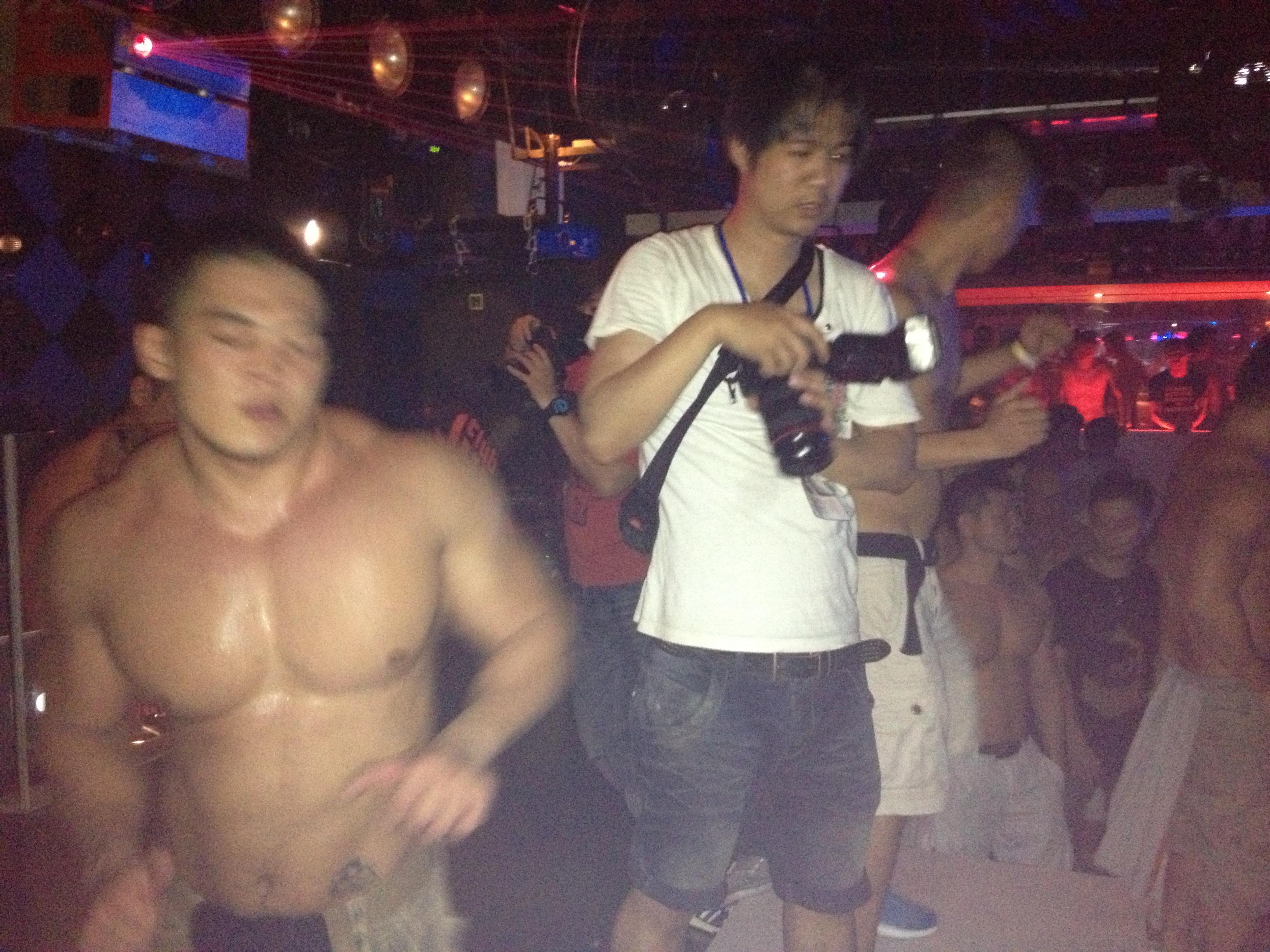 Gay clubs taipei